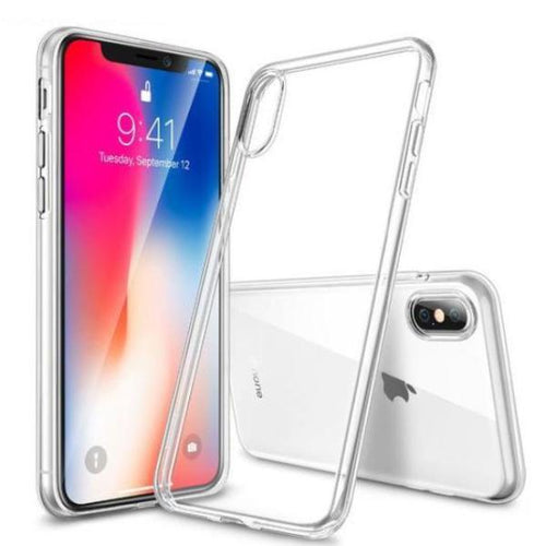 Clear Protective Case iPhone Models