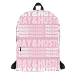 Pray & Hustle Backpack