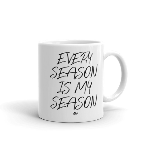 Every Season Is My Season Mug