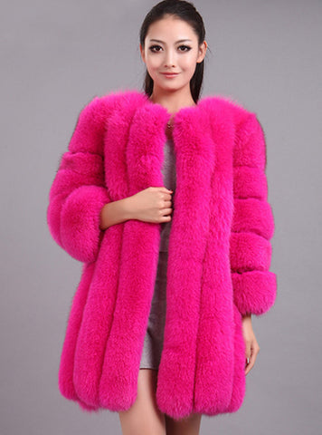 Zaza Faux Fur Jacket