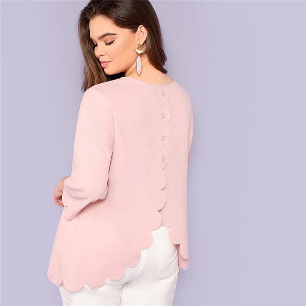 The Pink Lady Top