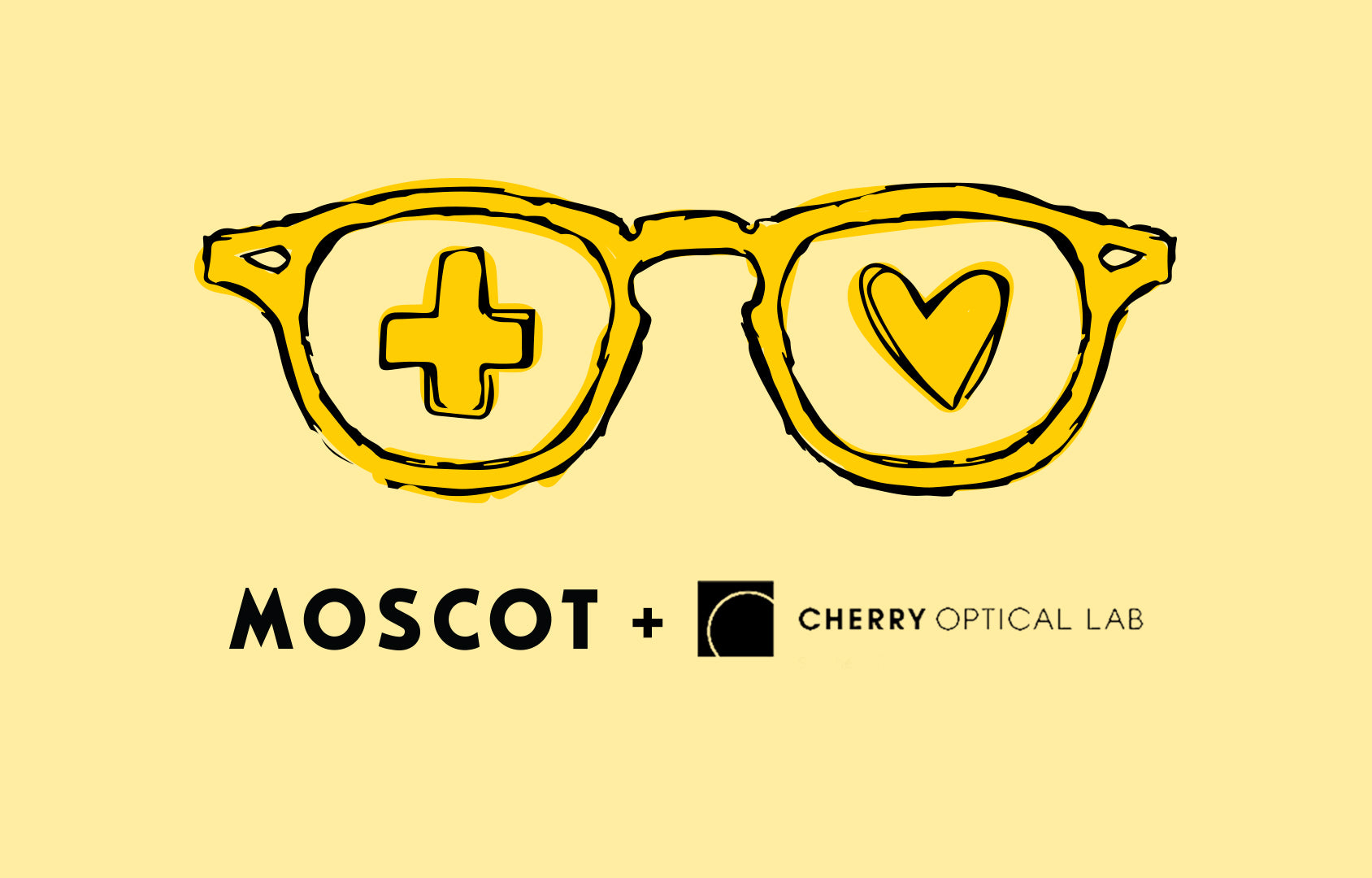 MOSCOT and Cherry Optical Lab partnership image