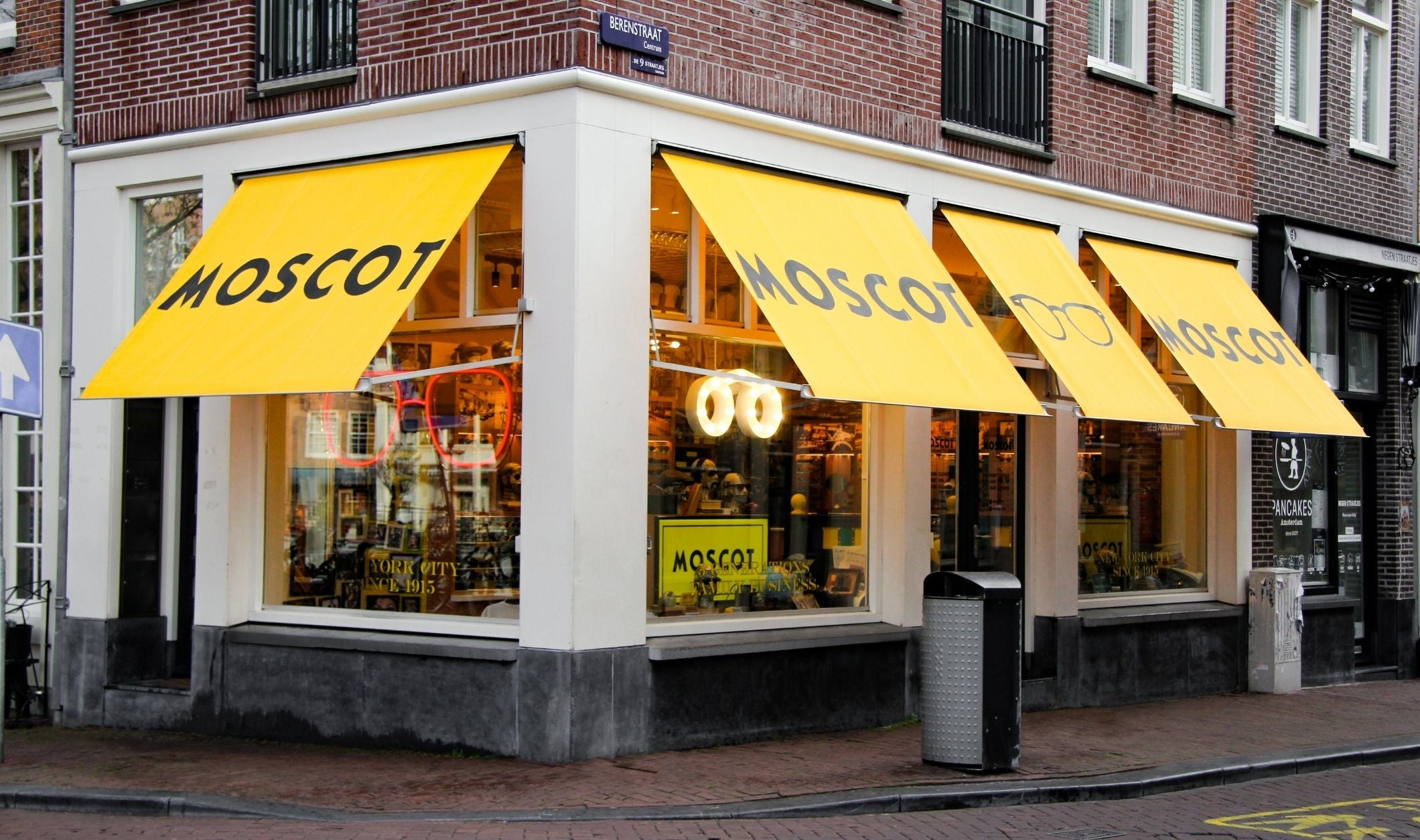 MOSCOT Amsterdam