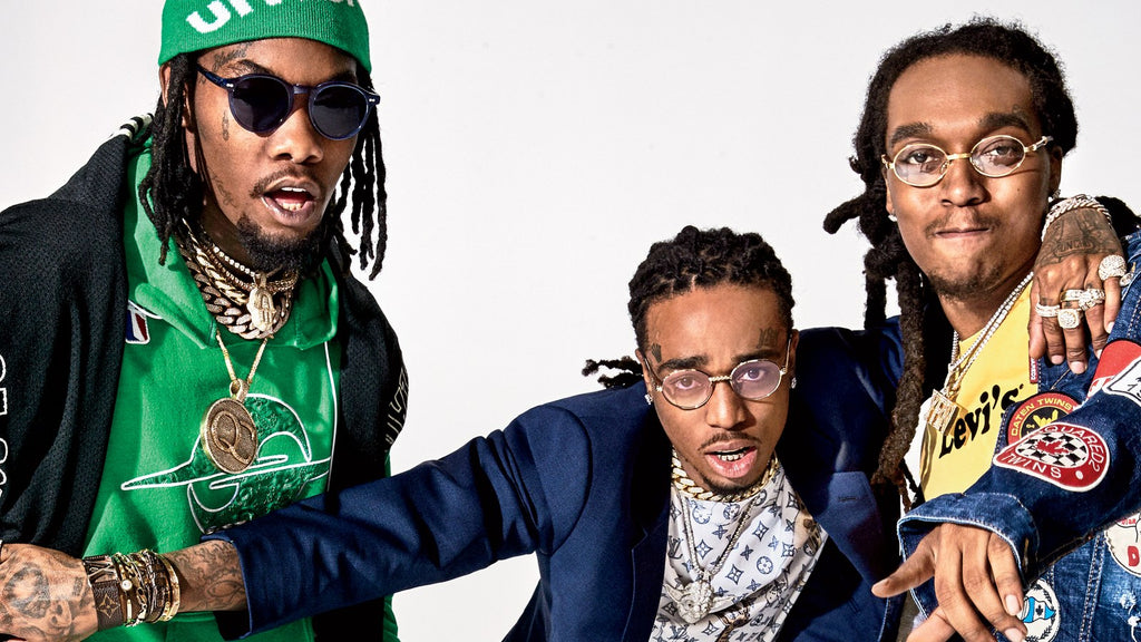 The migos glasses the migos wears moscot eye spy moscot offset of migos was spotted wearing the miltzen sun in gq magazine m4hsunfo