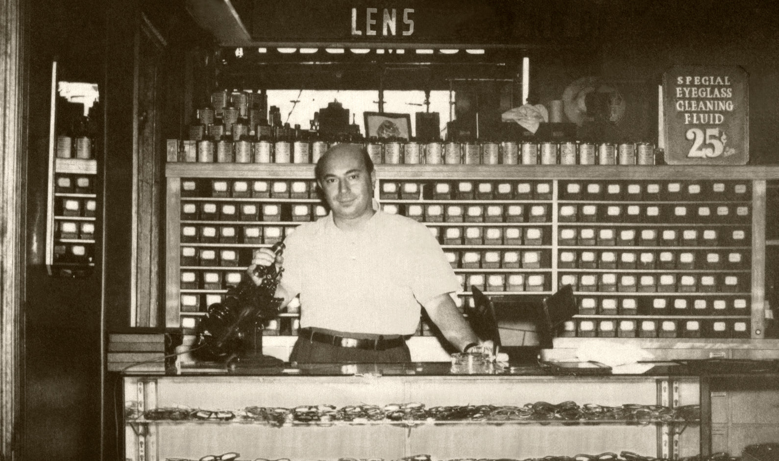 In 1925 Hyman's son Sol, at the tender age of only 15, joined the family business and helped take over the reins.