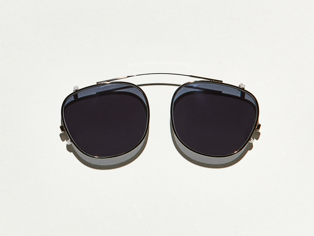 cd76fad91d ARTHUR CLIP | Timeless Square Clip-on Sunglasses | MOSCOT - NYC Since 1915