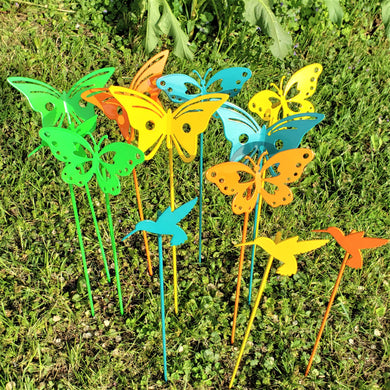 image of Butterfly Garden Decoration