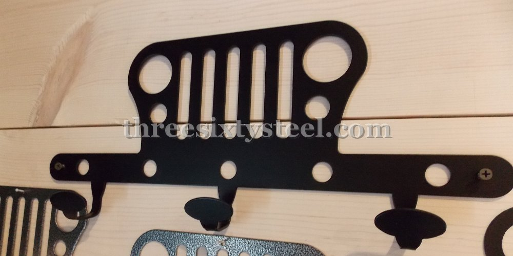 Jeep Steel Coat Hook