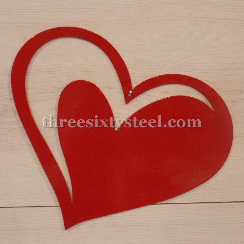 Heart Steel Art