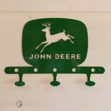 John Deere Steel Coat Hook