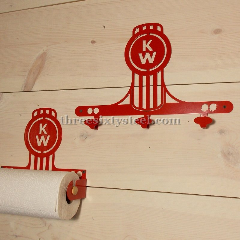 Kenworth Steel Coat Hook