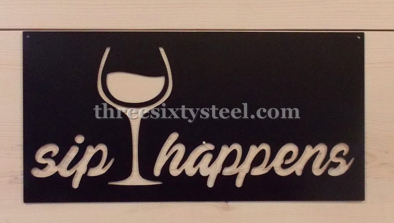 Sip Happens Wins Art