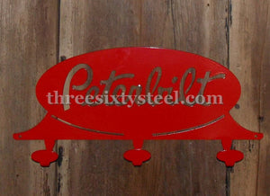 Peterbilt Steel Coat Hook