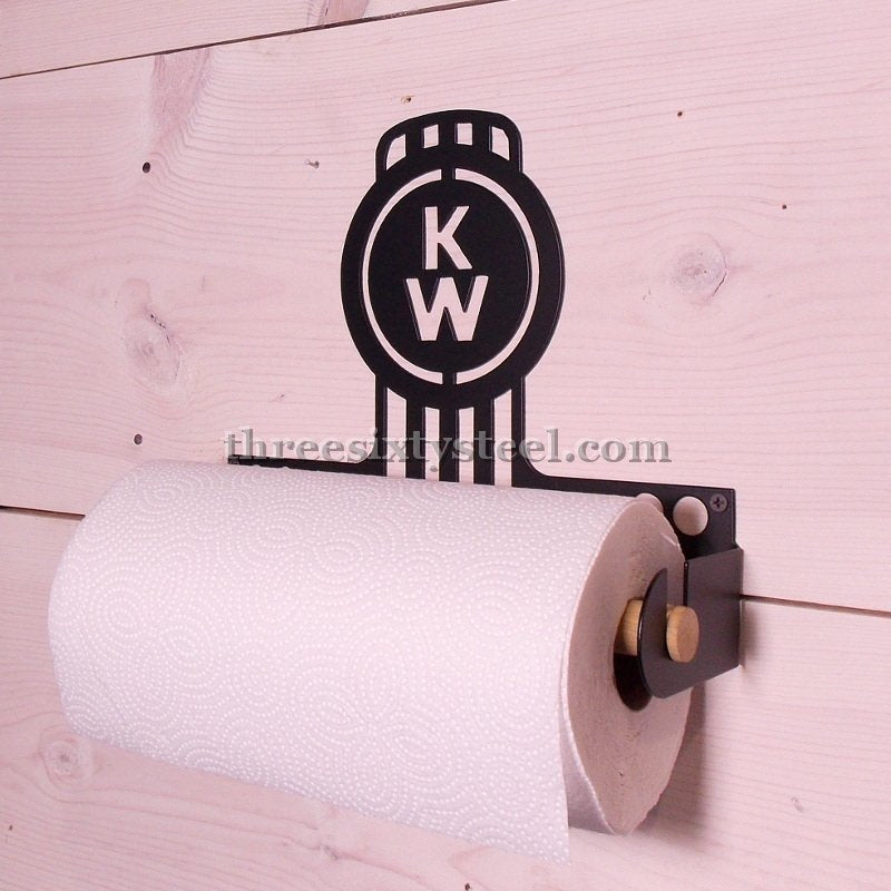 Kenworth Steel Paper Towel Holder