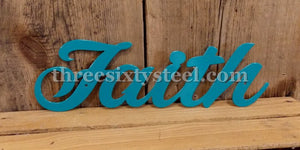 Faith Steel Art