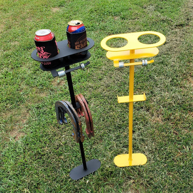 image of Yard Game Drink Holder Stakes