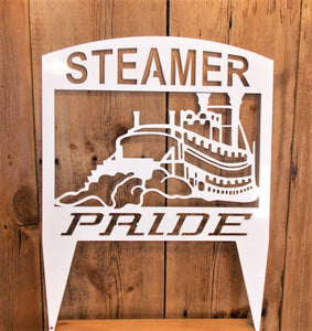 Fulton Steamers Yard Sign