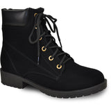 Kozi Boots - BADE-5 - Women Ankle Casual Boot