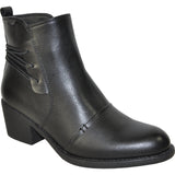 Vangelo HF9430 - Women Ankle Dress Boot