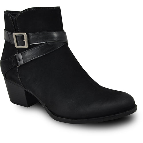 Vangelo SD7401 - Women Ankle Casual Boot