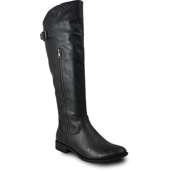 Vangelo SD7409 - Women Knee High Casual Boot