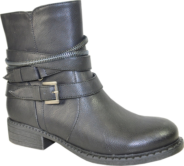 Vangelo SW5435M - Women Ankle Casual Boot