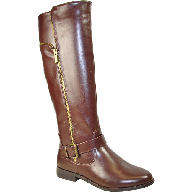 Vangelo SW6431 - Women Knee High Casual Boot