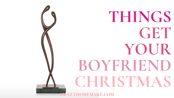 Cute Things to Get Your Boyfriend For Christmas by Romantic Relationships