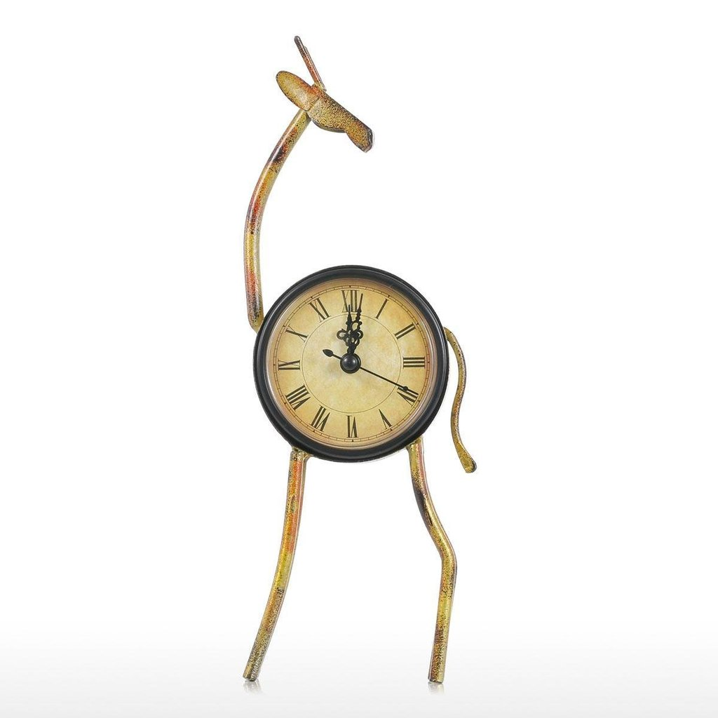 Analog Clock for Nursery Clock and Animal Clock