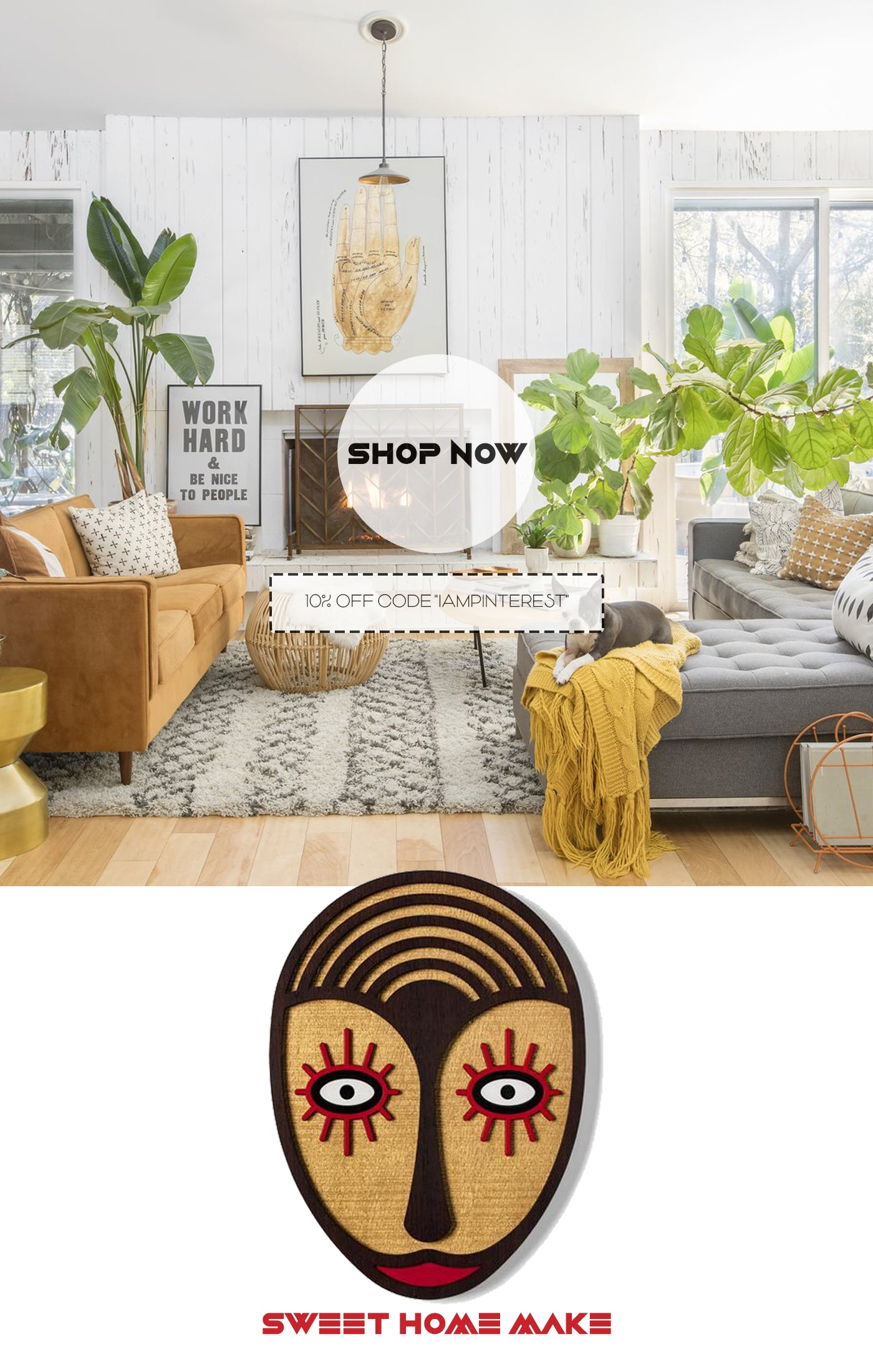 Boho Wall Art For Boho Decor