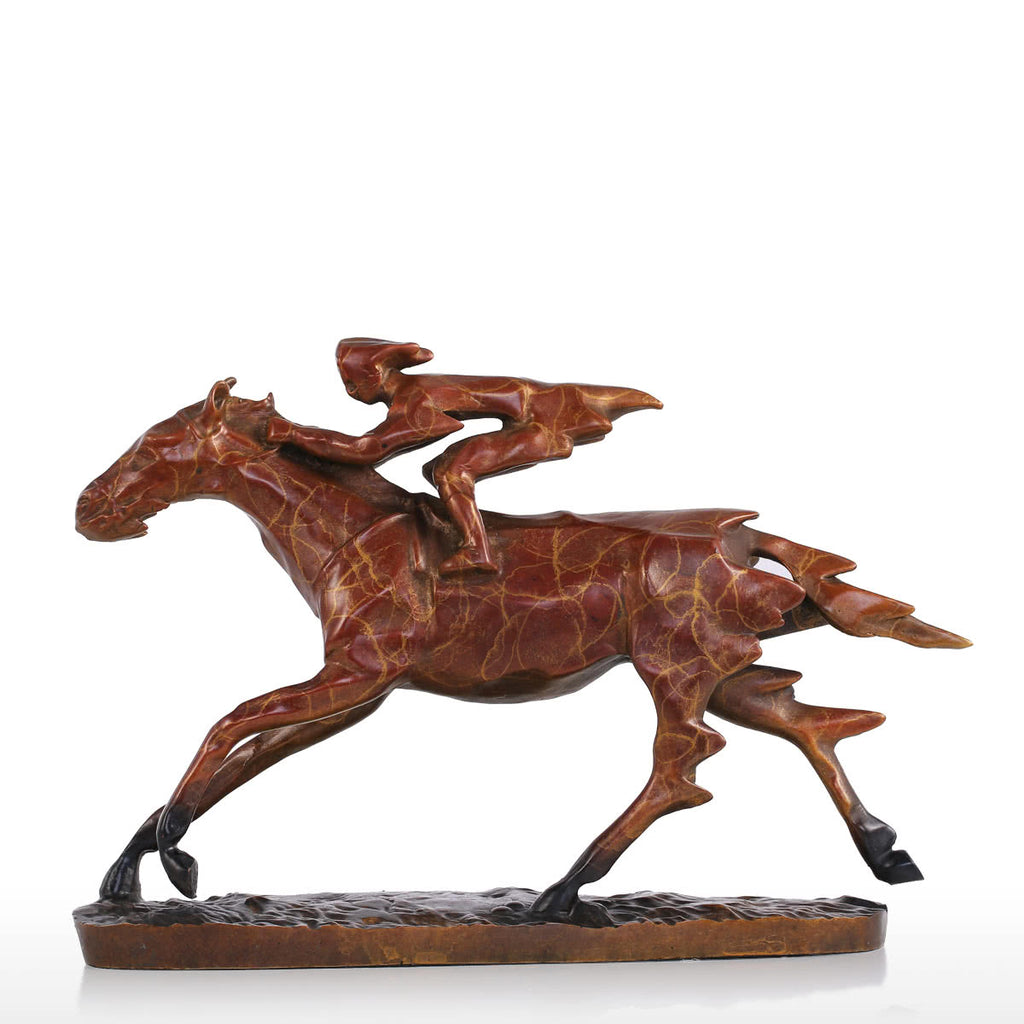 Bronze Horse Statue for Equestrian