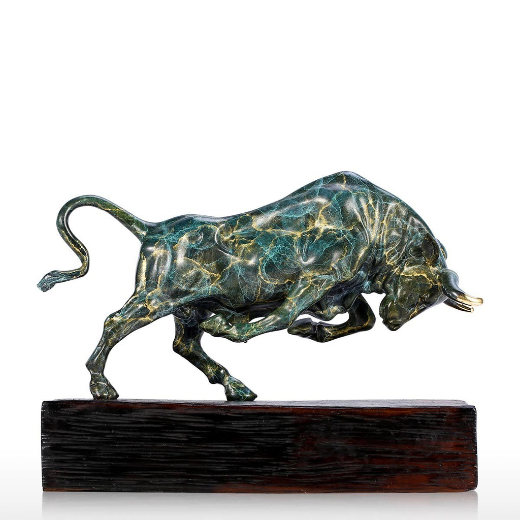 Bull Statue For Sale with Wall Street Bull Statue