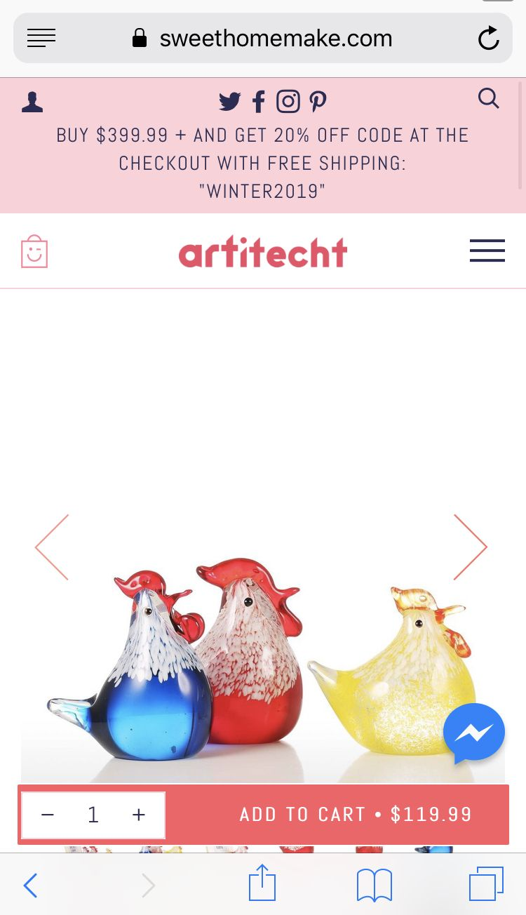Chicken Kitchen Decor with Chicken Ornaments