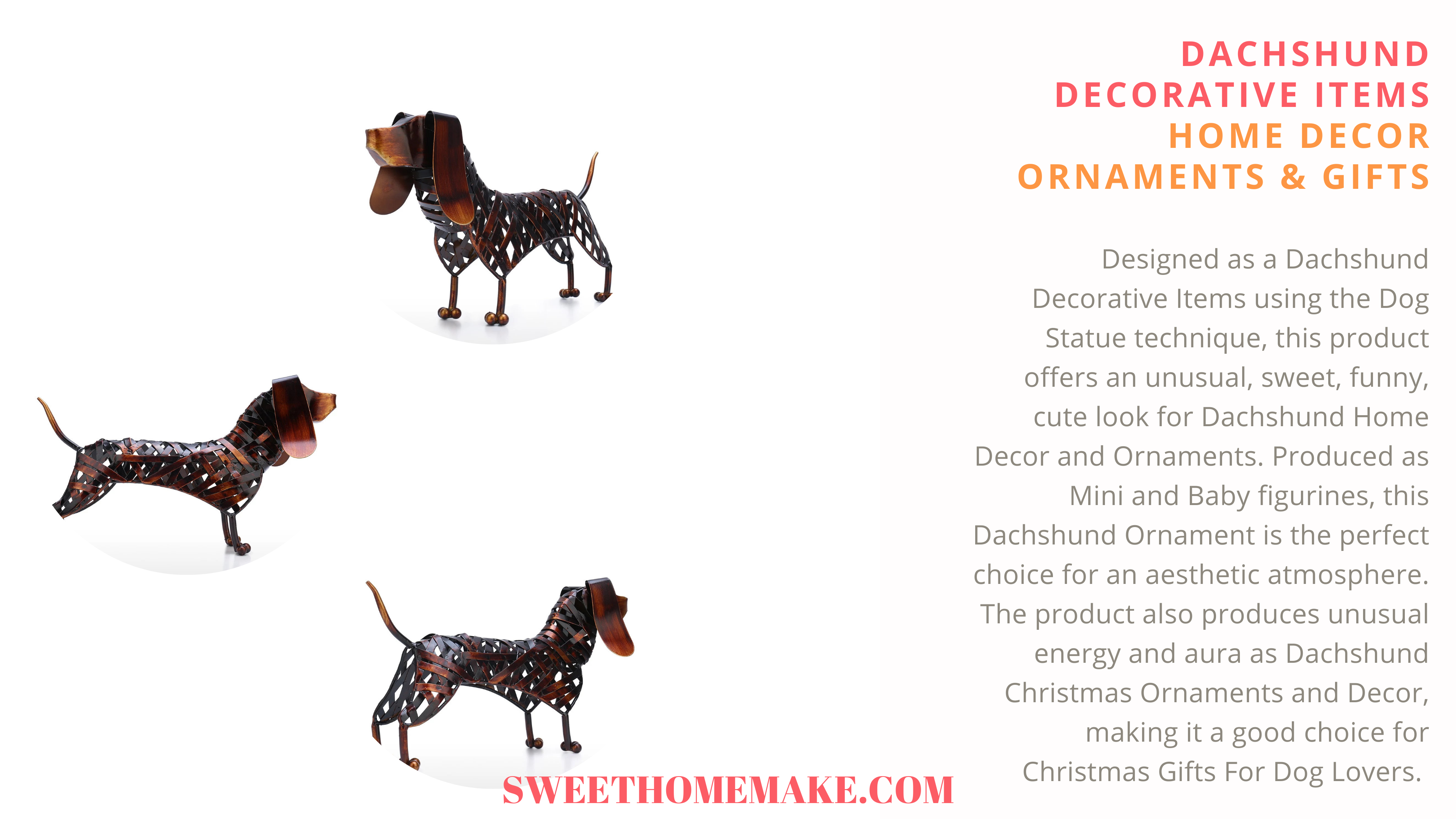 Dachshund Decorative Items Dachshund Home Decor