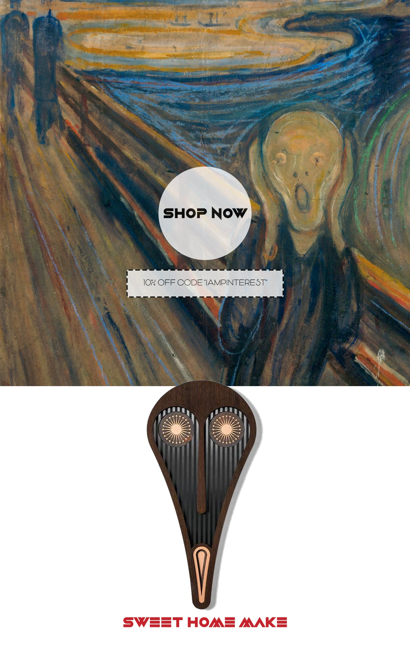Edvard Munch The Scream inspired Picasso  Paintings For Wall Art