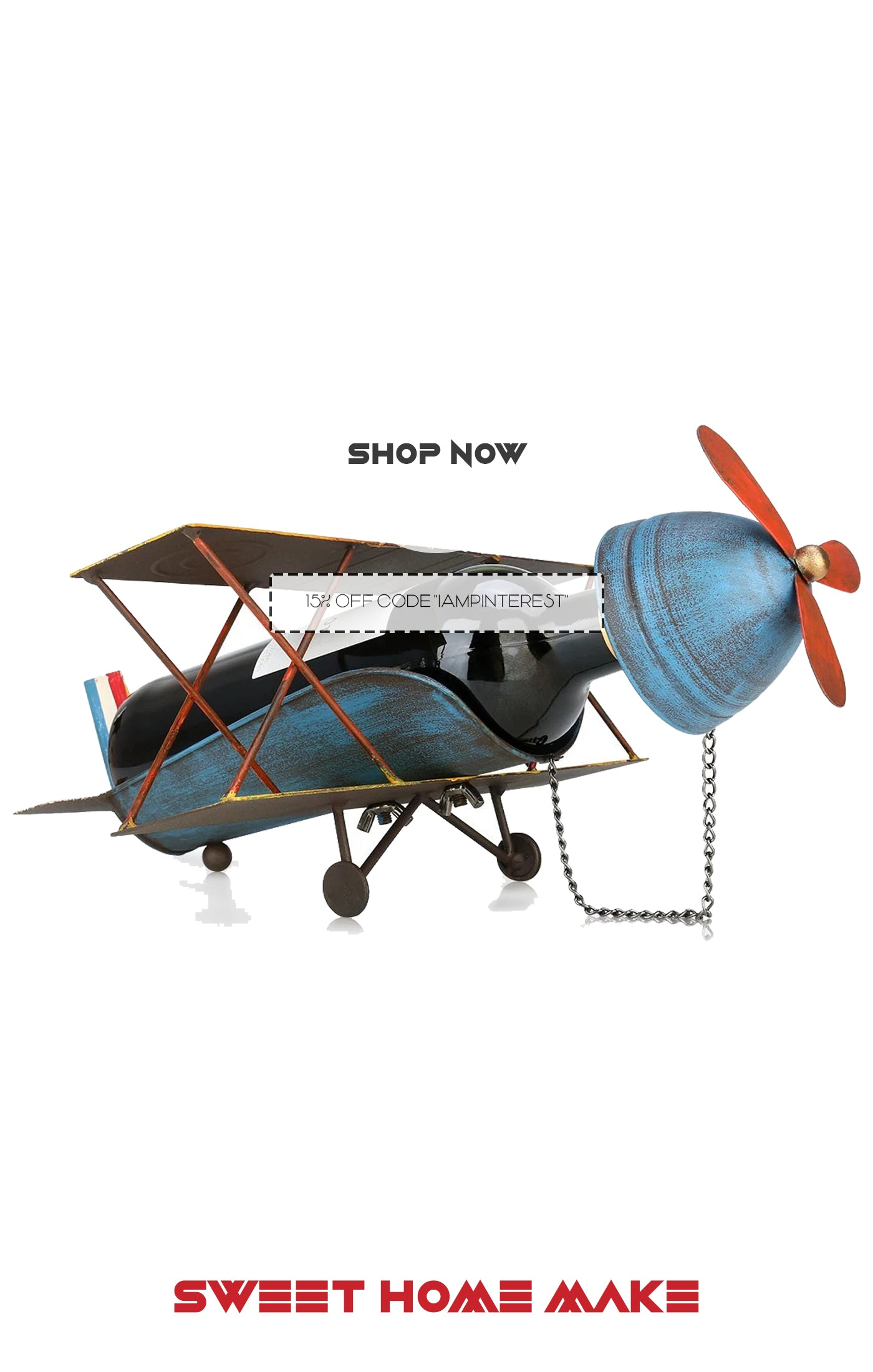 Gifts For Wine Lovers with Toy Airplanes