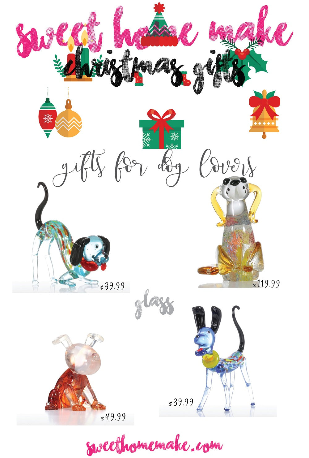 Gifts for Dog Lovers and Dog Gifts with Christmas Gifts