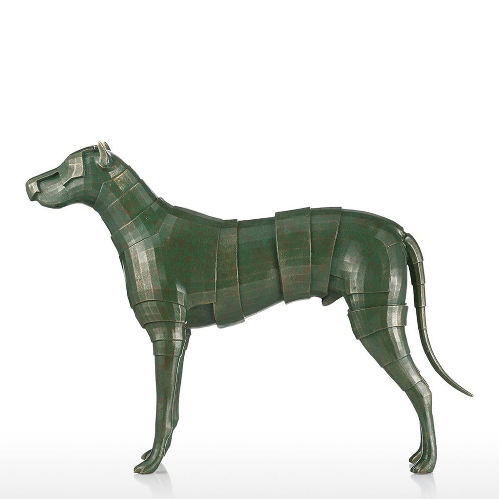 Gifts for Dog Lovers and Gifts for Dog Owners with Dog Statue for Christmas Decorations
