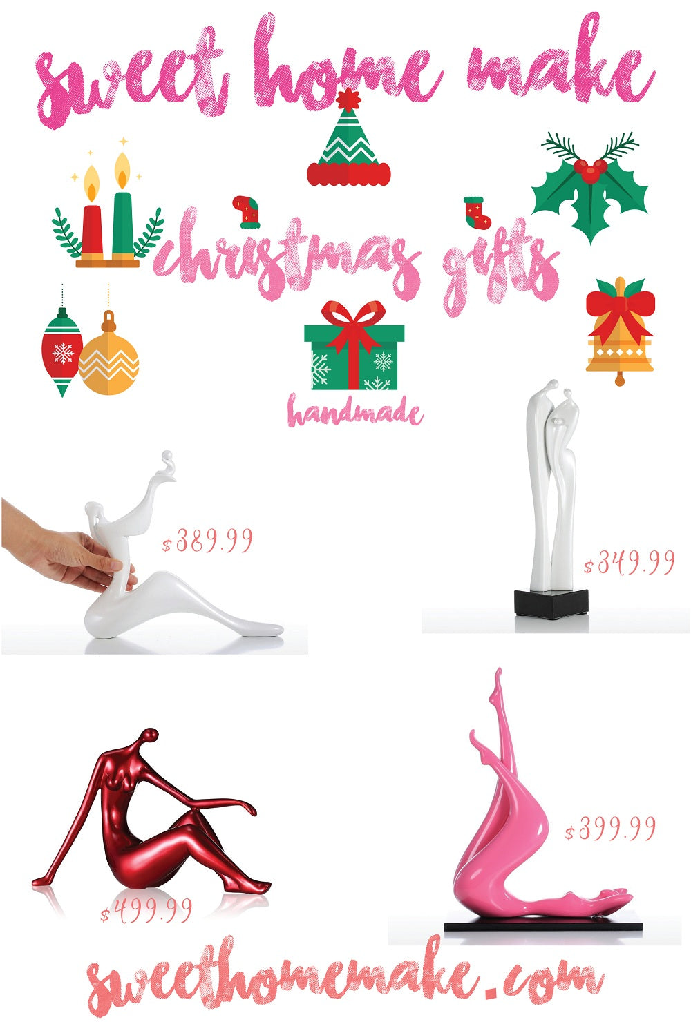 Gifts for Women with Christmas Gifts