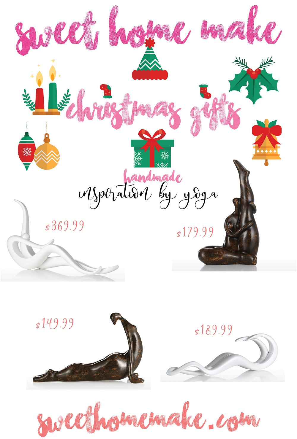 Gifts for Women with Christmas Gifts inspiration Yoga
