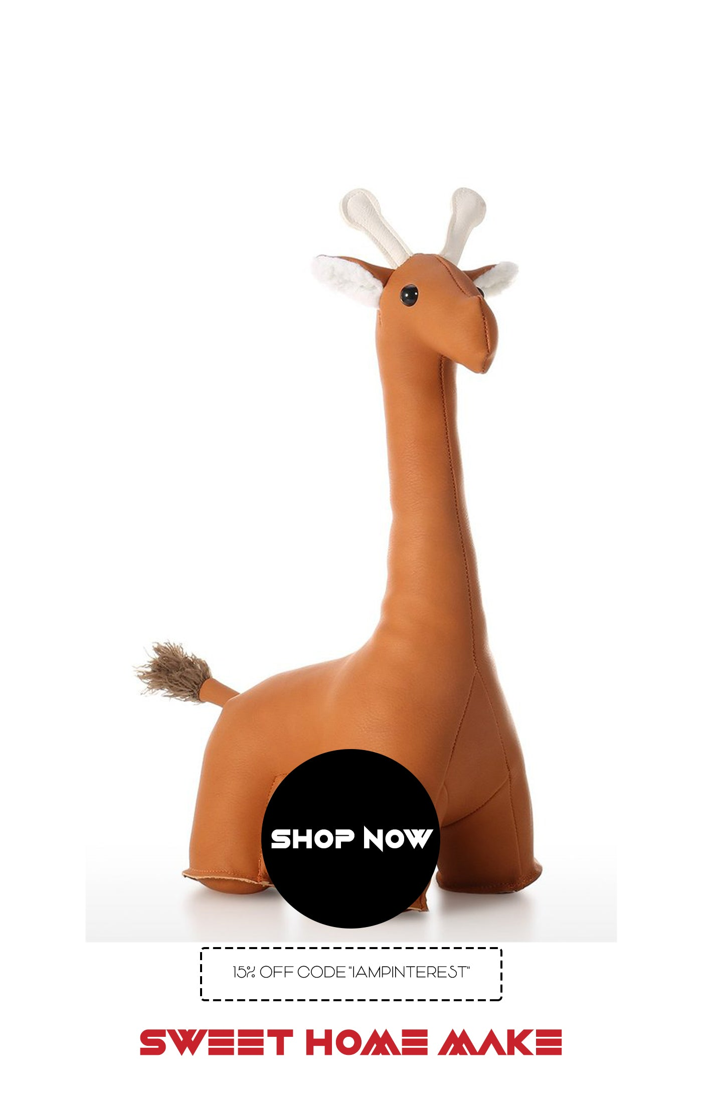 Giraffe Toys For Nursery and Kids as Online Store