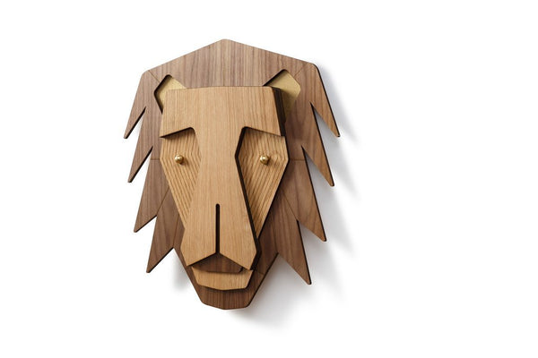 Lion Wall Art and Lion King Nursery with Wall Art Decor