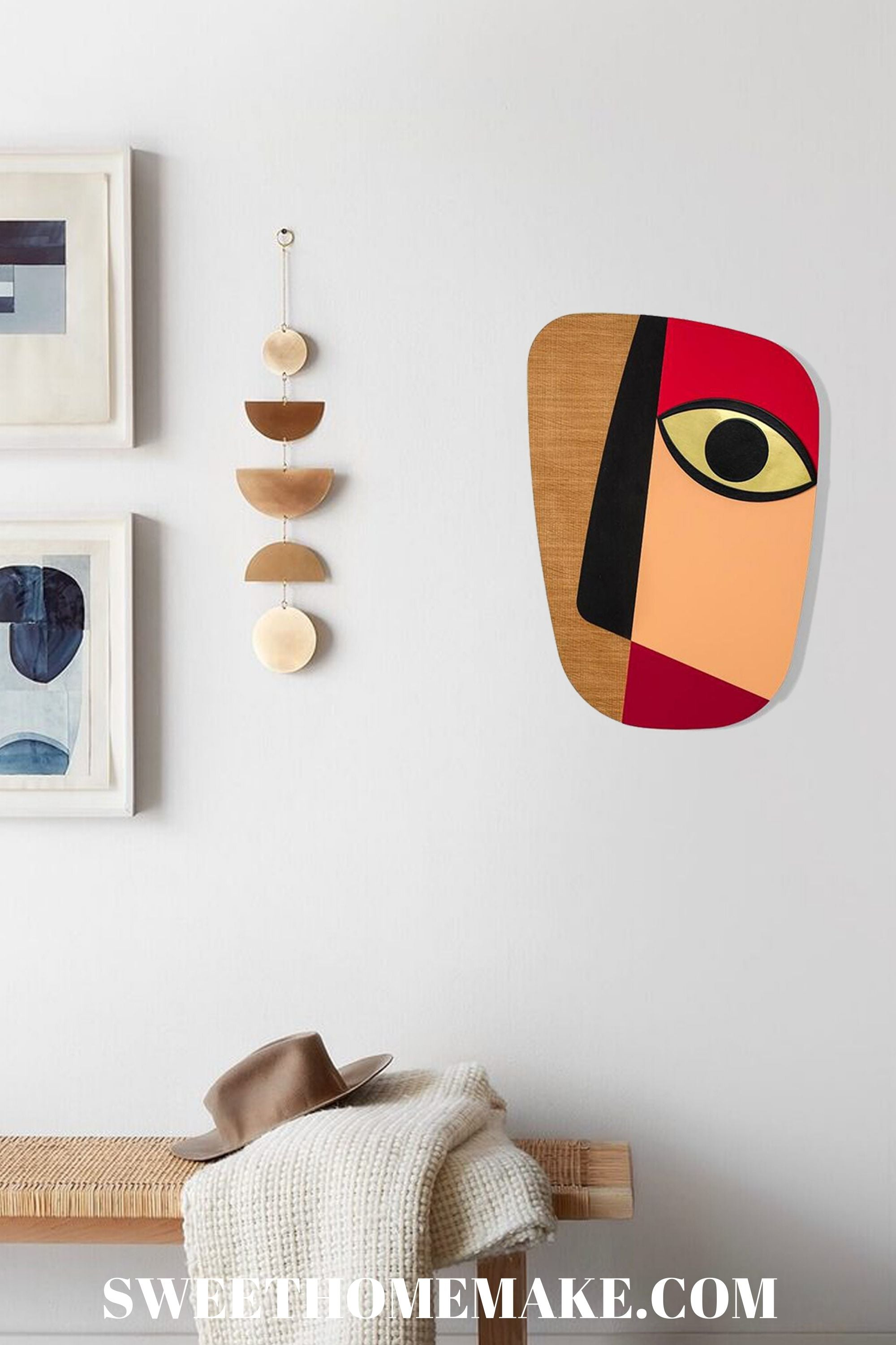 Mask Wall Decor: The Artistic Face of Aesthetic Creativity in Home