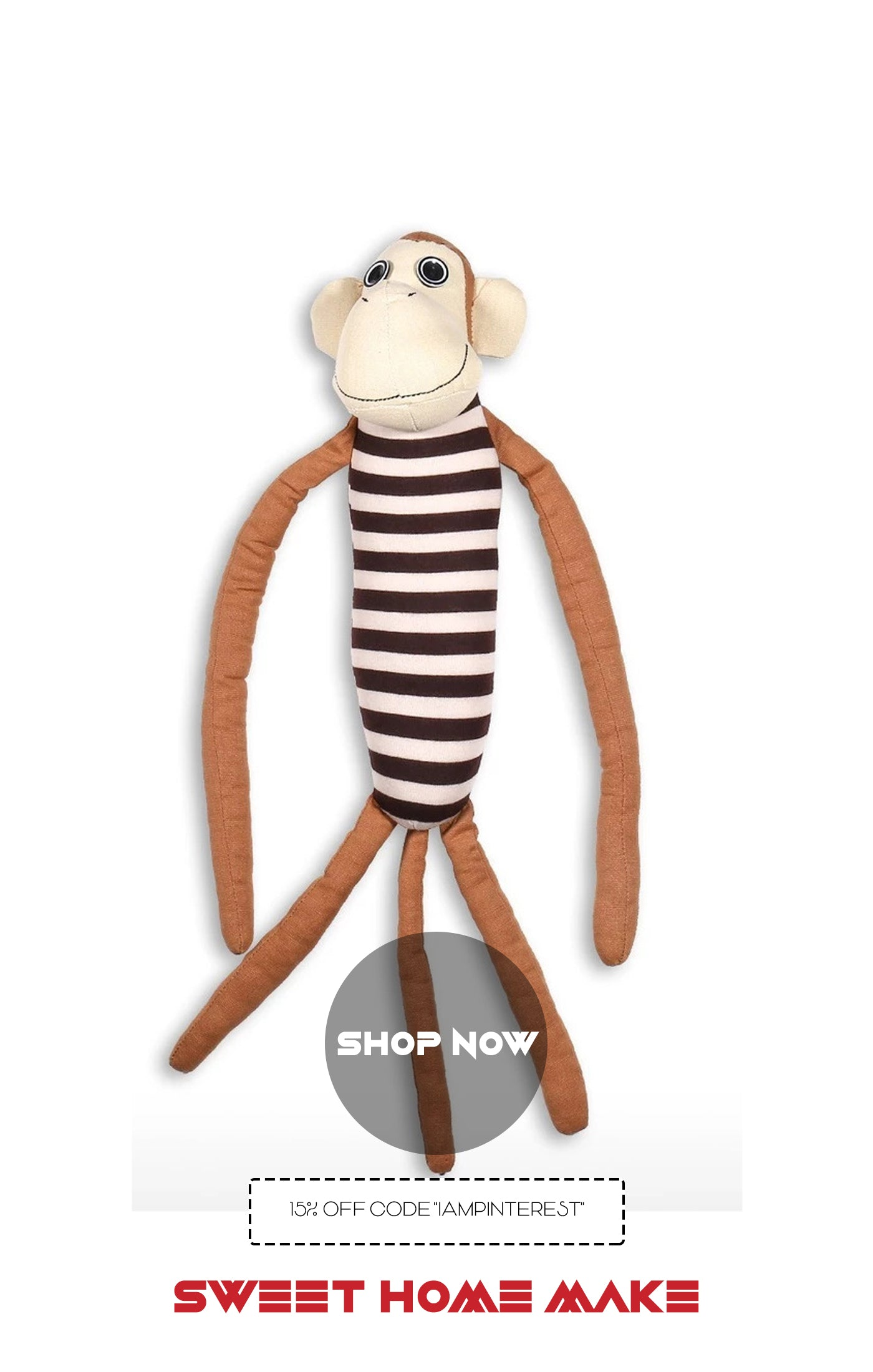 Monkey Toys For Nursery and Kids as Online Store