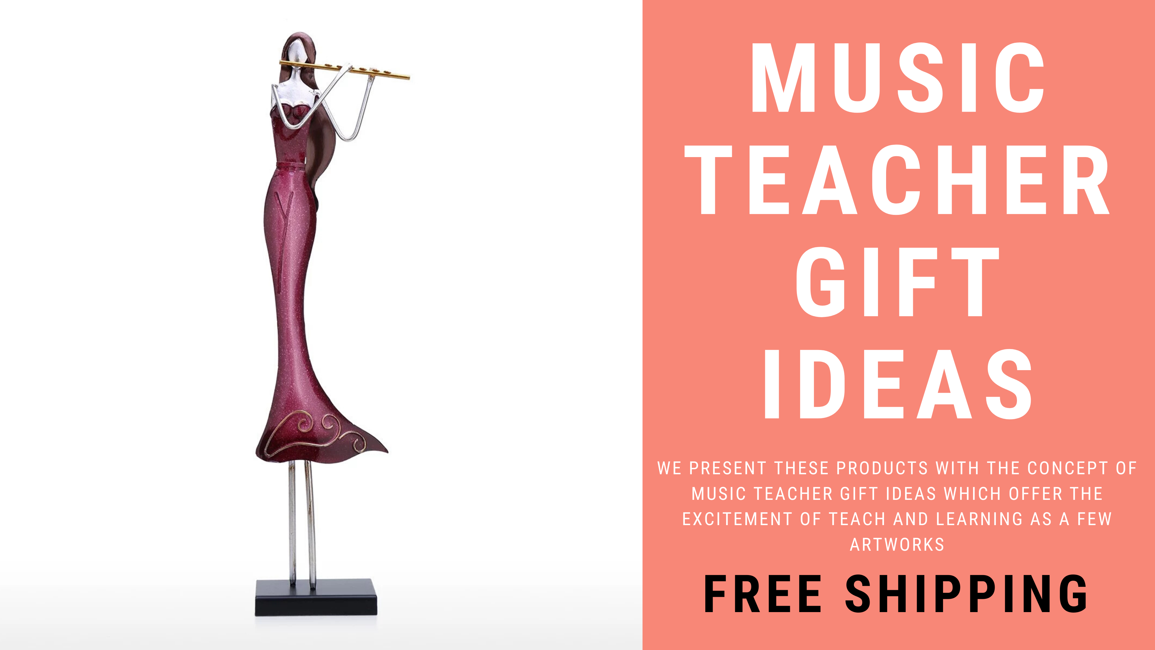 Music Teacher Gifts Emotional Unique Rhythm of Music and Art Decor