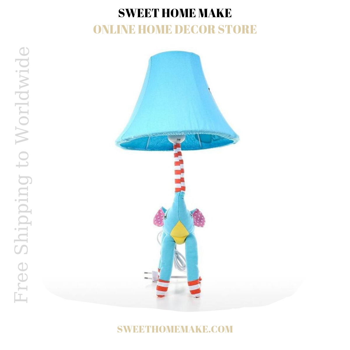 Nursery Lamp For Night Light and Table Lamp