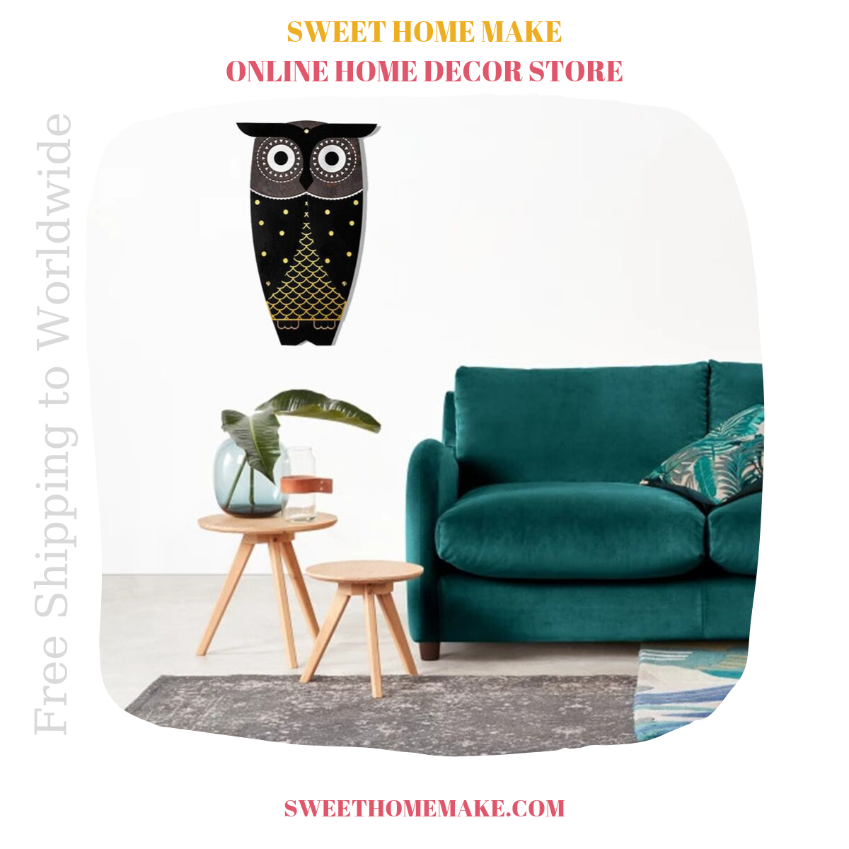 https://sweethomemake.com/products/owl-home-decor-and-wall-decor-with-wood-owl