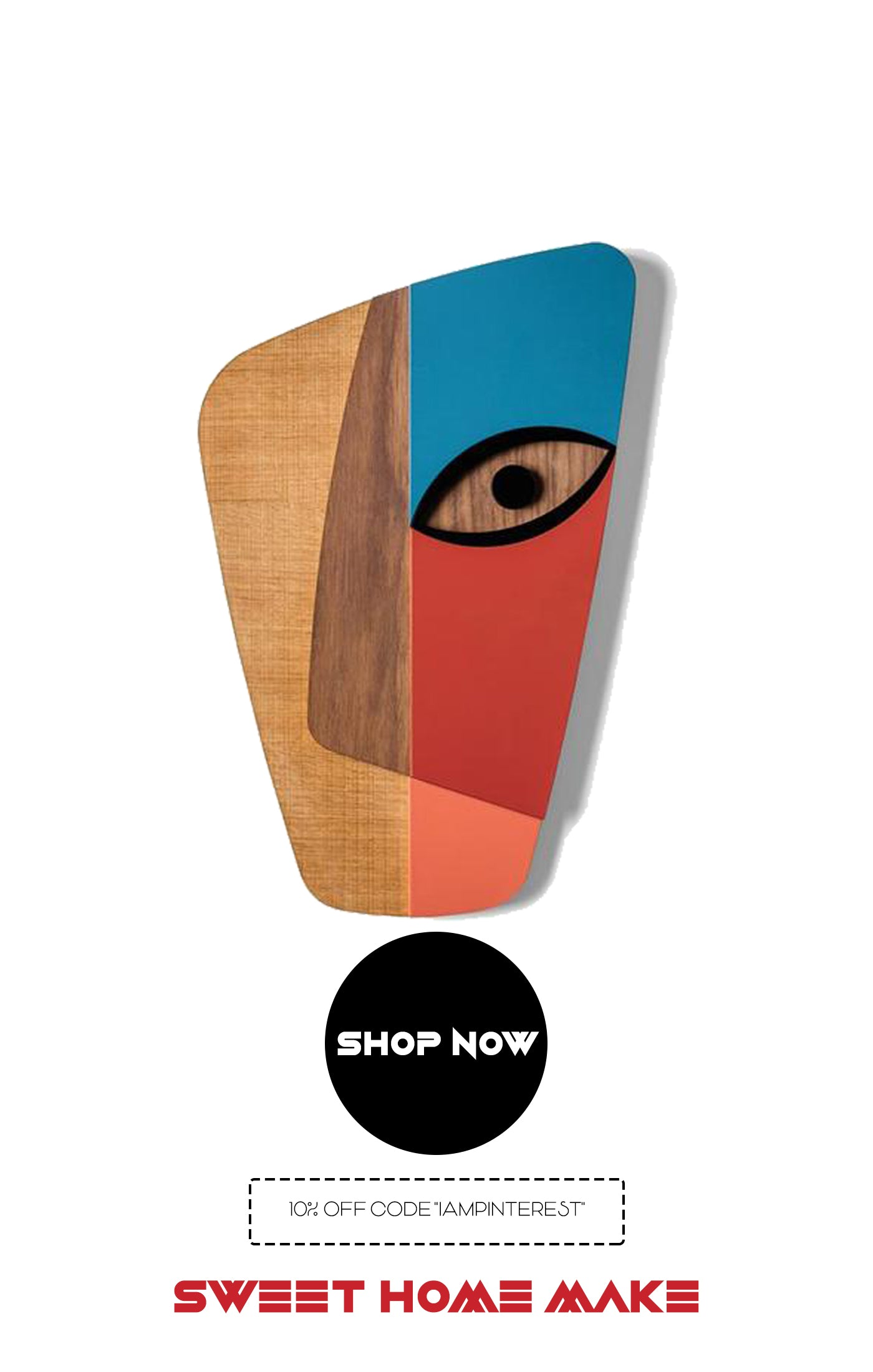 Picasso Face Paintings Wood Wall Art From Online Home Decor Store