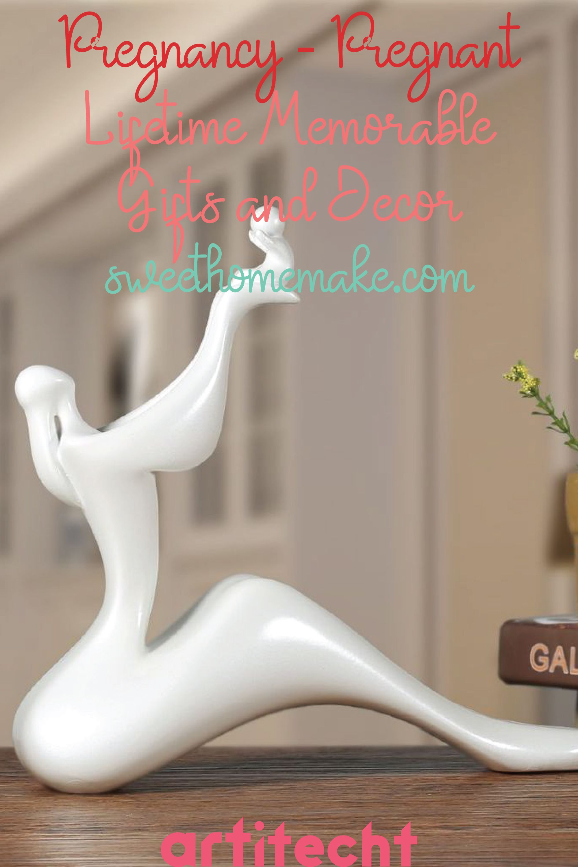 Pregnancy Gifts for Home Decor inspired Mom To Be Gifts