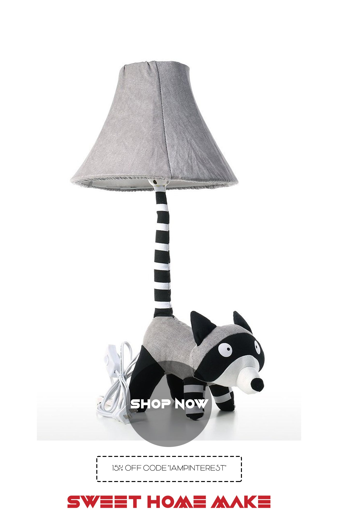 Raccoon Toys For Nursery and Kids as Online Store